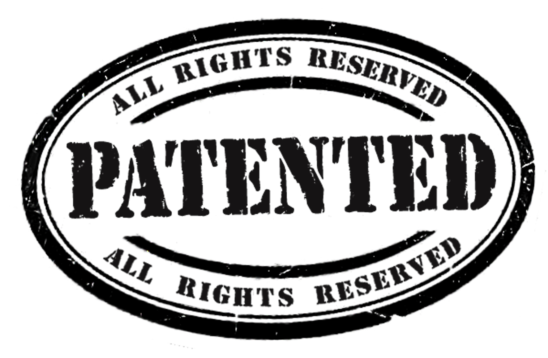 PATENTED ALL RIGHTS RESERVED